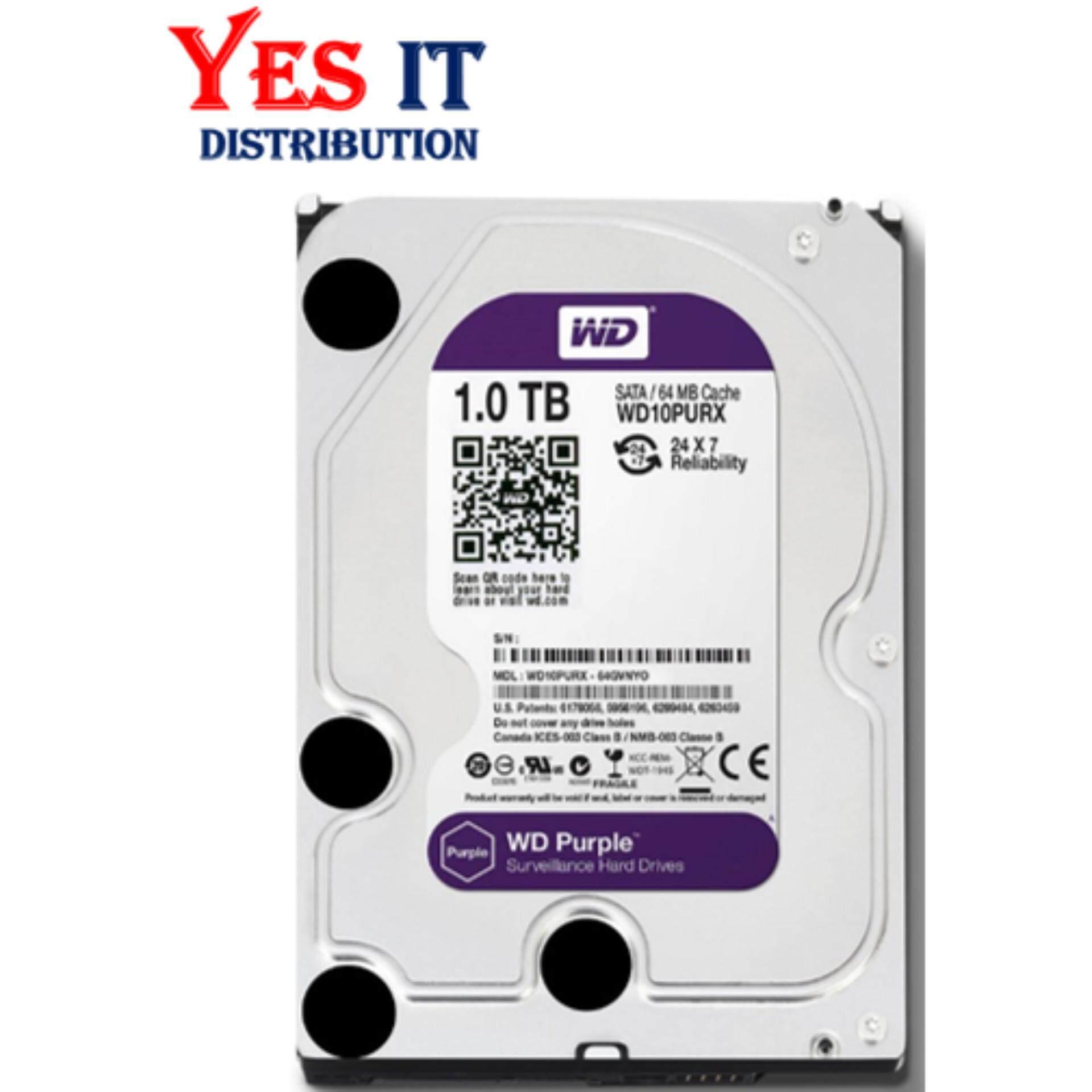 Internal Hard Drives With Best Online Price Malaysia Hardisk Hdd 25 80gb Wd Purple 1tb Surveillance Disk Drive Desktop