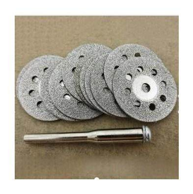Rotary Tool Circular Saw Blades Cutting Wheel Discs