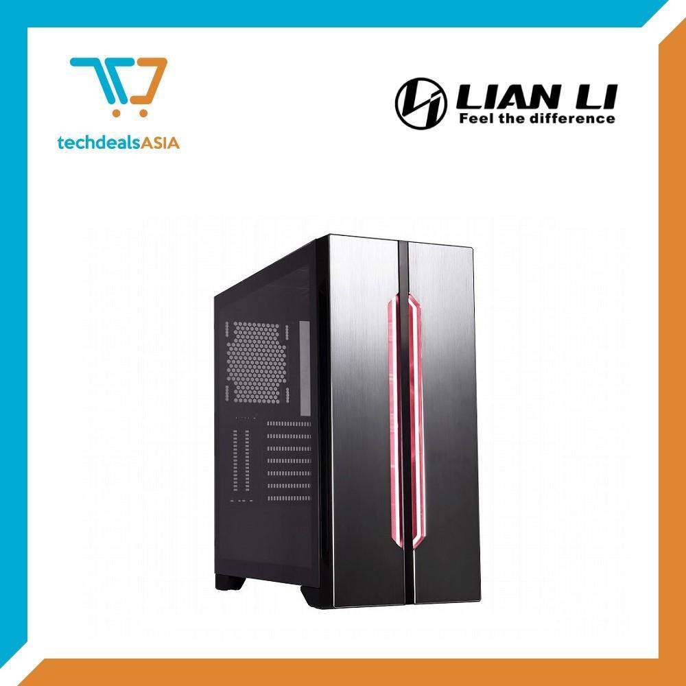 Lian Li LanCool One [Mid Tower E-ATX Tempered Glass Gaming Case with RGB AURA SYNC] Malaysia