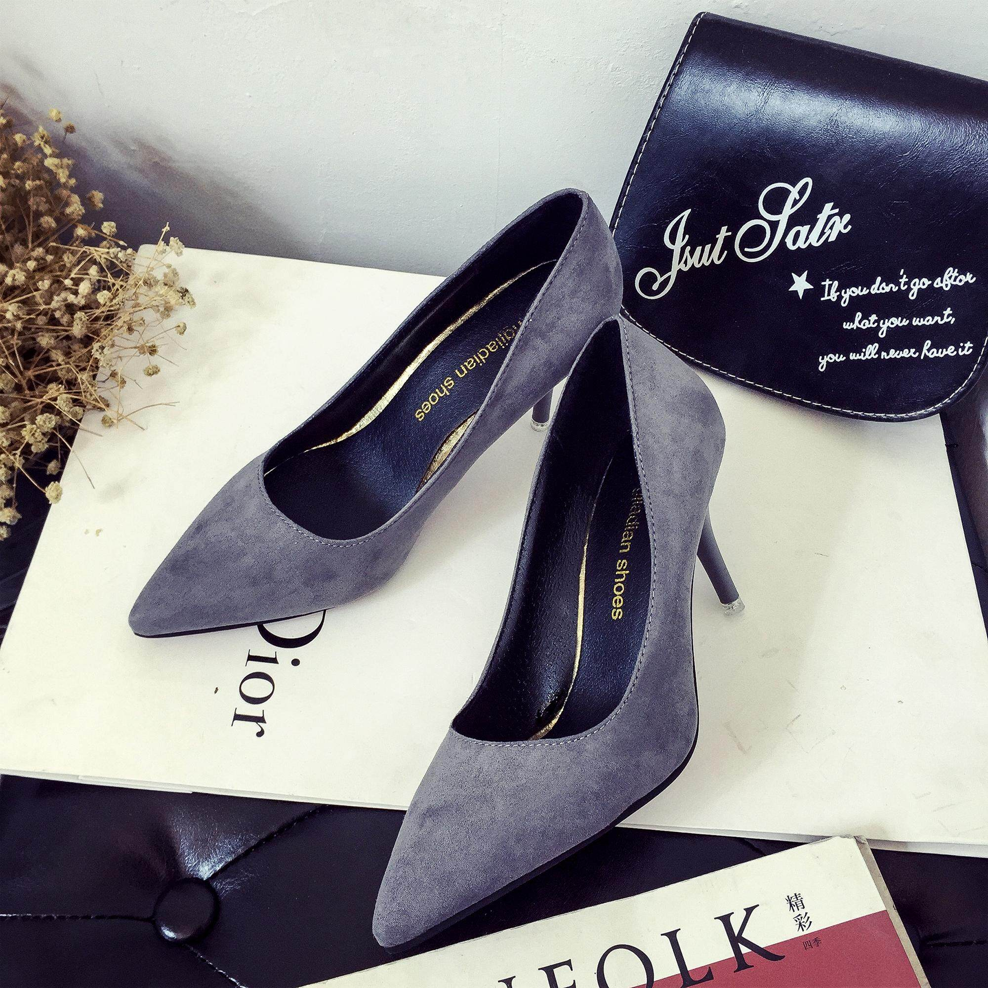 Sexy female Spring and Autumn New style pumps shoes