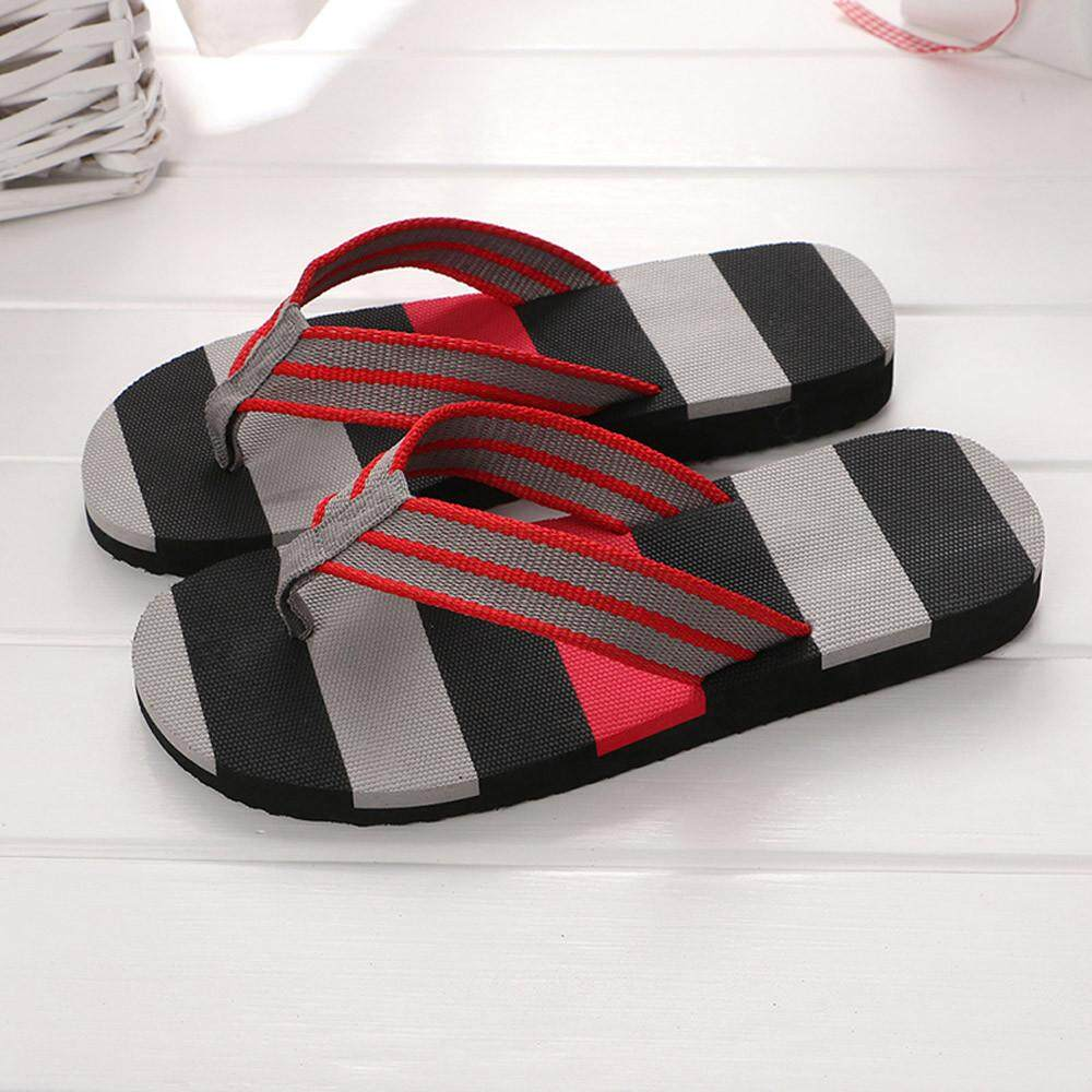 fa12bdf873c3 Inesshop Men Summer Shoes Mixed Colors Sandals Male Slipper Indoor Or  Outdoor Flip Flops