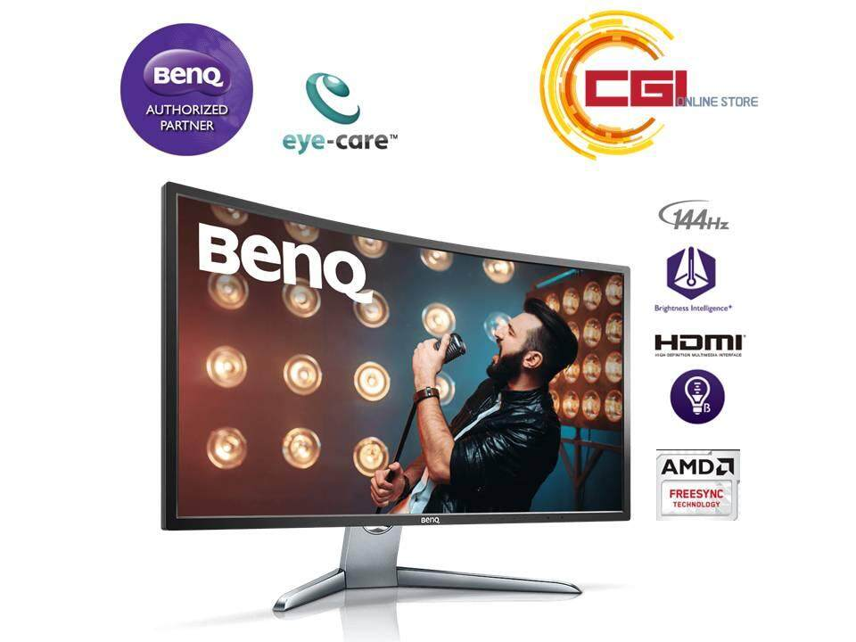 BenQ 31.5 EX3200R 144Hz Video Enjoyment Curved LED Monitor Malaysia