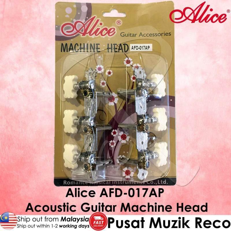 Alice AFD-017AP Acoustic Guitar Kapok Guitar Machine Head 3+3 (AFD017AP) Malaysia