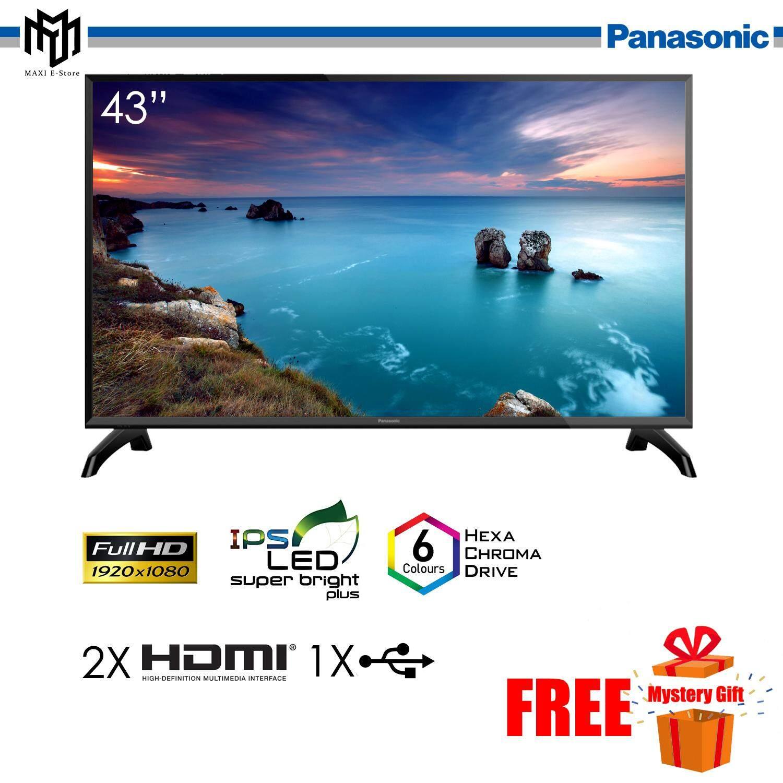 Panasonic 43 Full HD LED TV TH43E410K