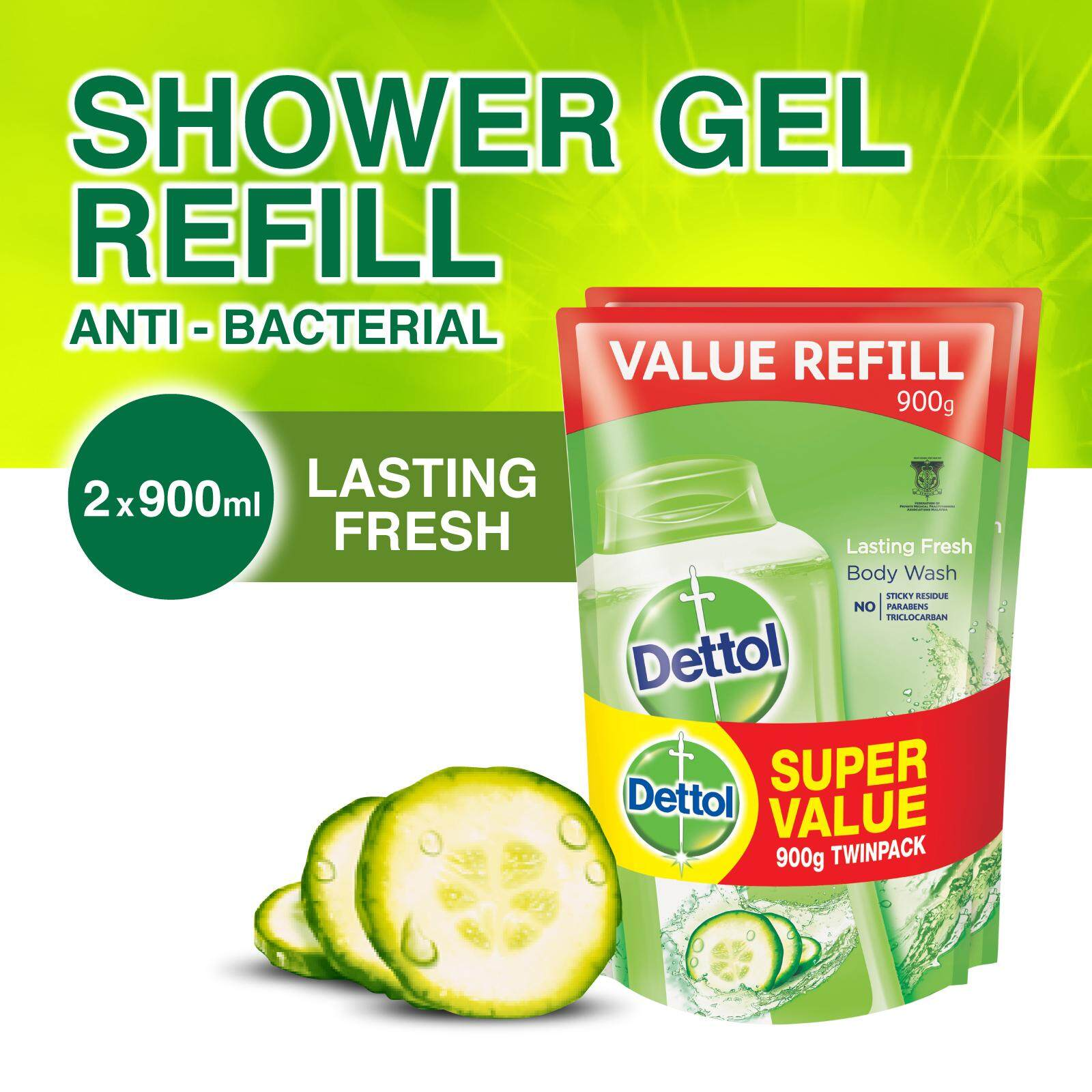 Body Soaps Shower Gels Buy At Best Citra Hand Lotion Youthful White 250 Ml Dettol Gel Lasting Fresh 900ml Refill Pouch Twin Pack