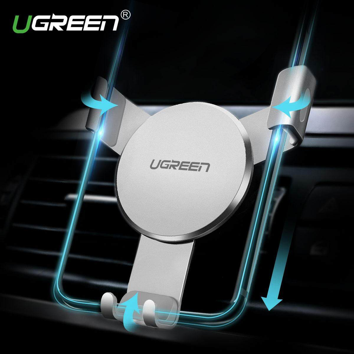 UGREEN Air Vent Gravity Car Phone Holder Mobile Phone Holder Stand for Xiaomi Redmi 6A Pocophone