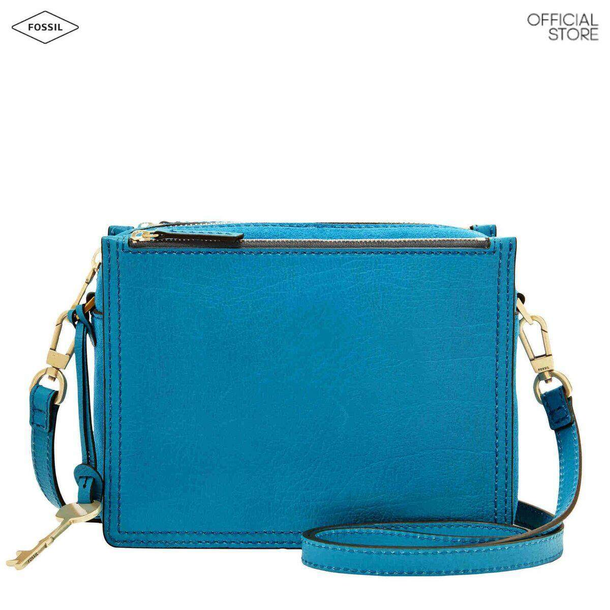 Fossil Women Bags Price In Malaysia Best Lazada Emerson Satchel Large Floral Tas Wanita Multicolor Campbell Blue Sling Bag Zb7449977
