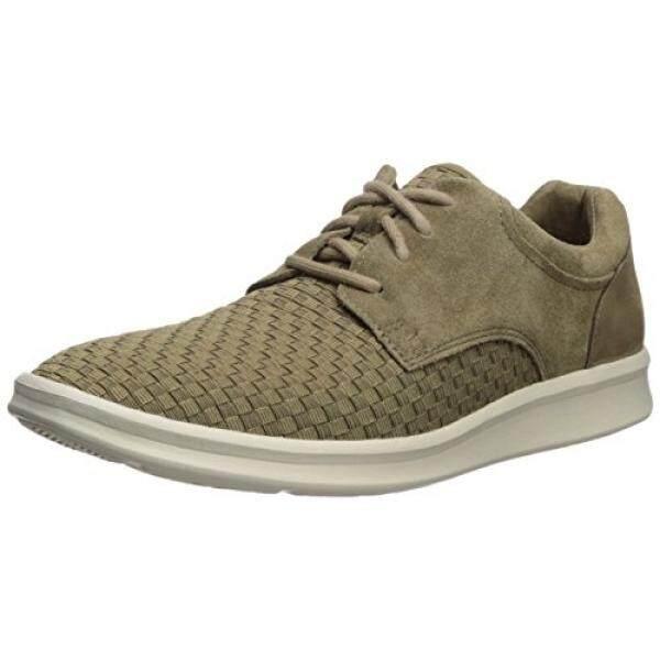 1c3c3d3c71a UGG Mens Hepner Woven Sneaker, Antilope, 10 M US