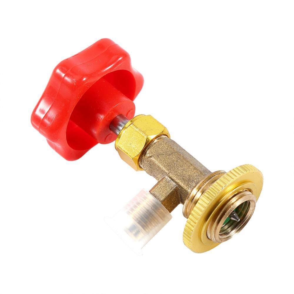 M14/1/4 Auto Air Conditioning Refrigerant Can Tap Valve Bottle Opener For R134a By Duoqiao.