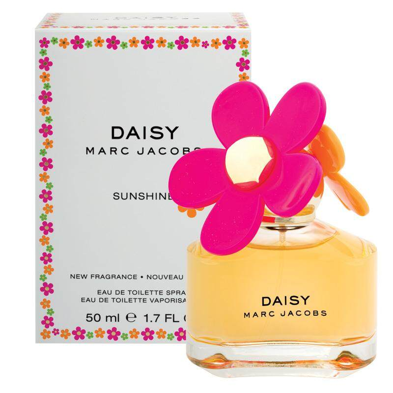 MARC JACOBS DAISY SUNSHINE 50ML EDT (L) SP