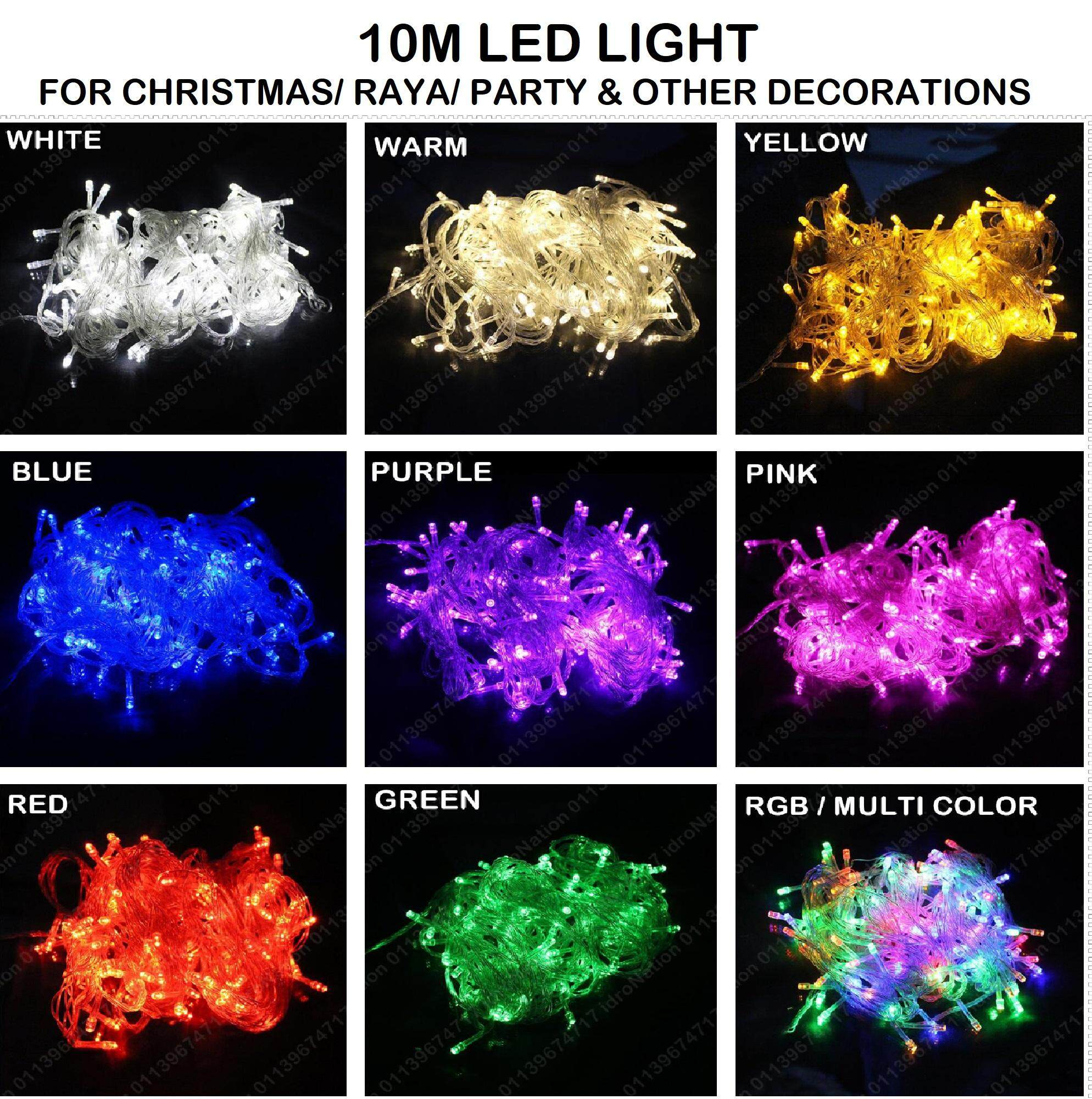 Buy House Lighting Online At Best Price In Malaysia Lazada Wiring Lampu Kalimantang 100led 10m Led String Fairy Light Christmas Party Wedding Decoration 100m