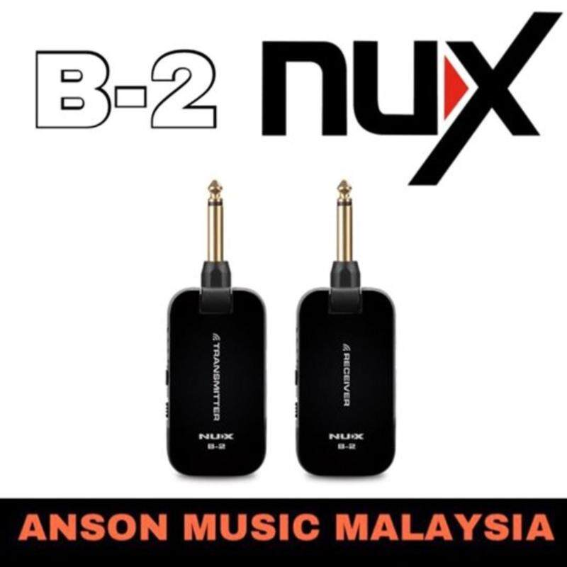 NUX B-2 2.4GHz Wireless System Malaysia