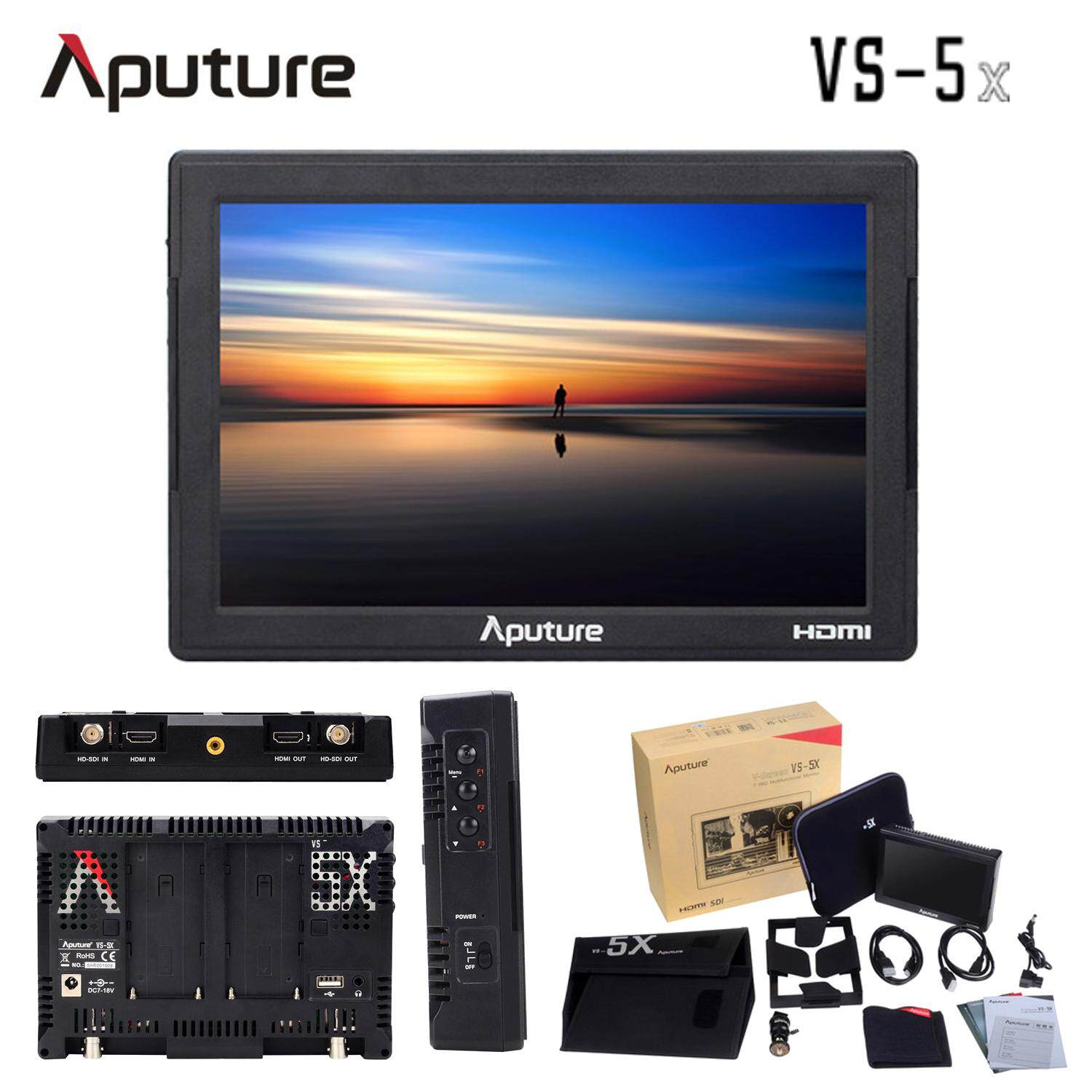 Aputure VS-5X V-Screen 7 On-Camera Monitor Malaysia
