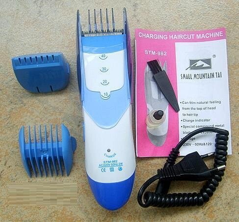 Rechargeable Electric Hair Shaver,Baby Hair Trimmer and Hair Clipper