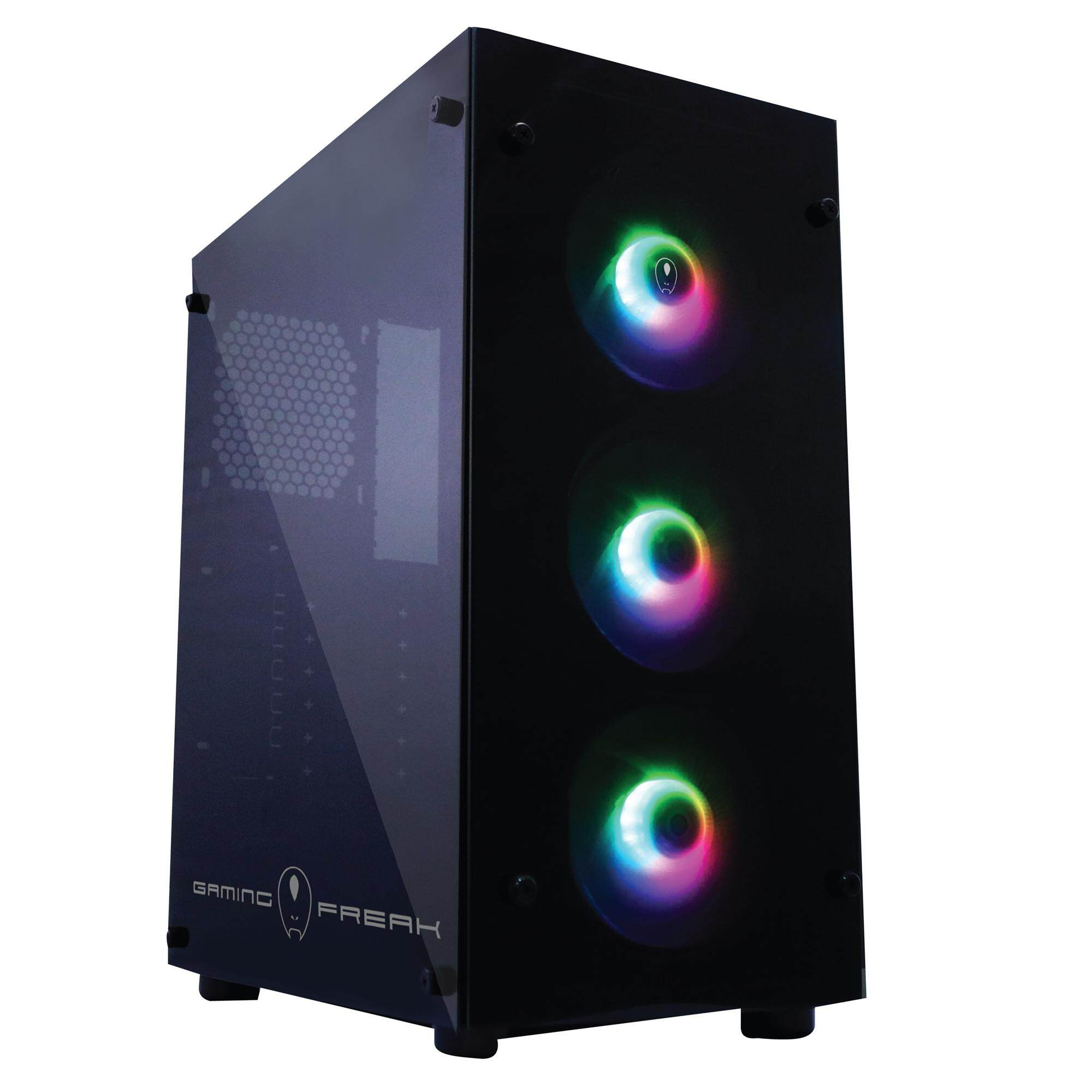 AVF GAMING FREAK 80G-GHOST. Gaming Tower Chassis. (Model No.: GFG-80G-GHOST) Malaysia