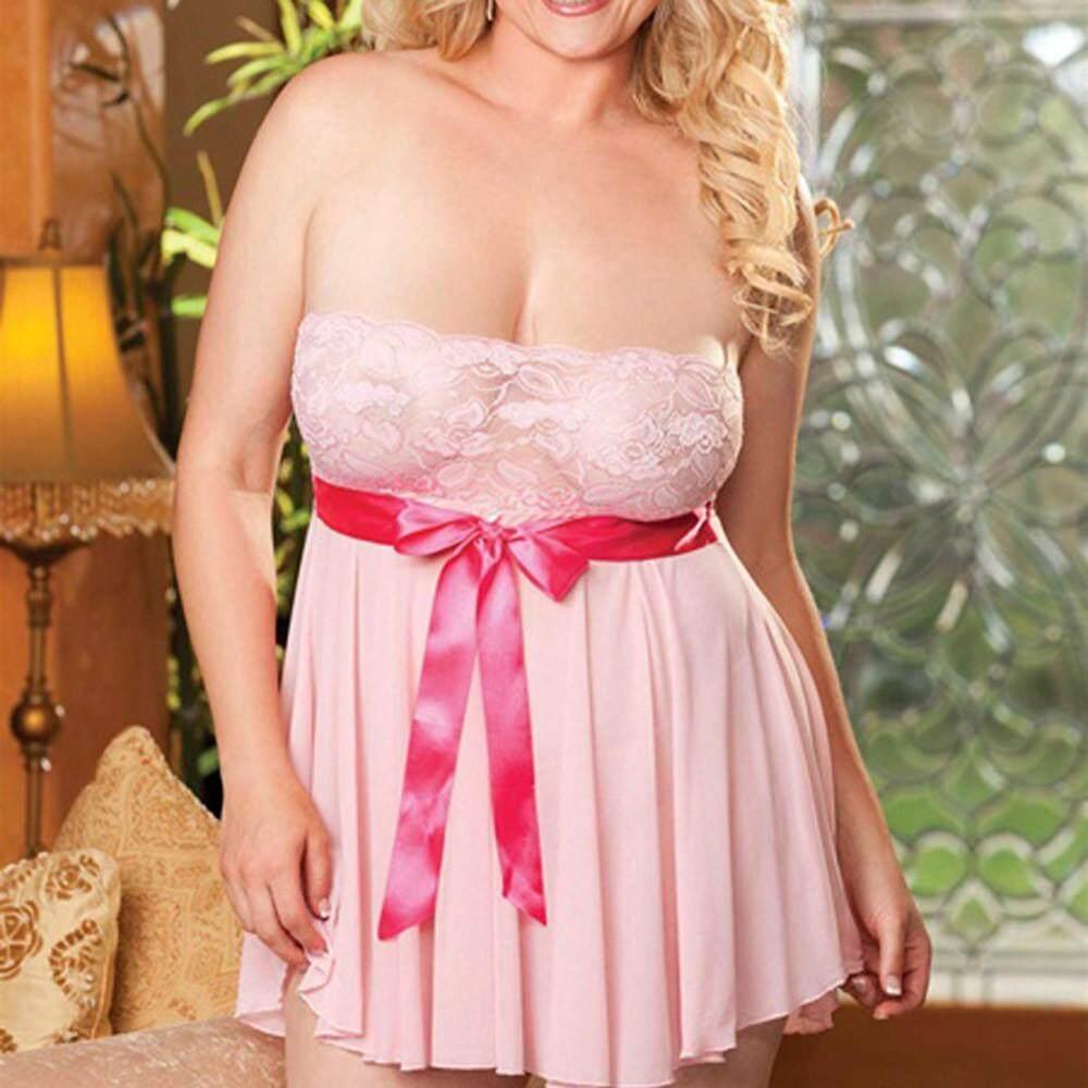 Mmhwall Sexy Lingerie Sleepwear Lace Womens Underwear Babydoll Nightwear Suit By Mmhwall.