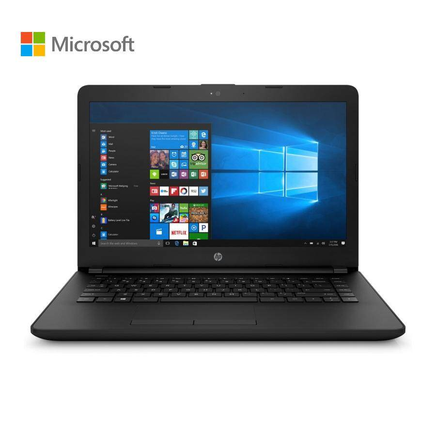 HP 14-bs507TX Black  i3-7020U  4GB  1TB  14.0  AMD 520 2GB  DVDRW  Win10  1 Year Malaysia