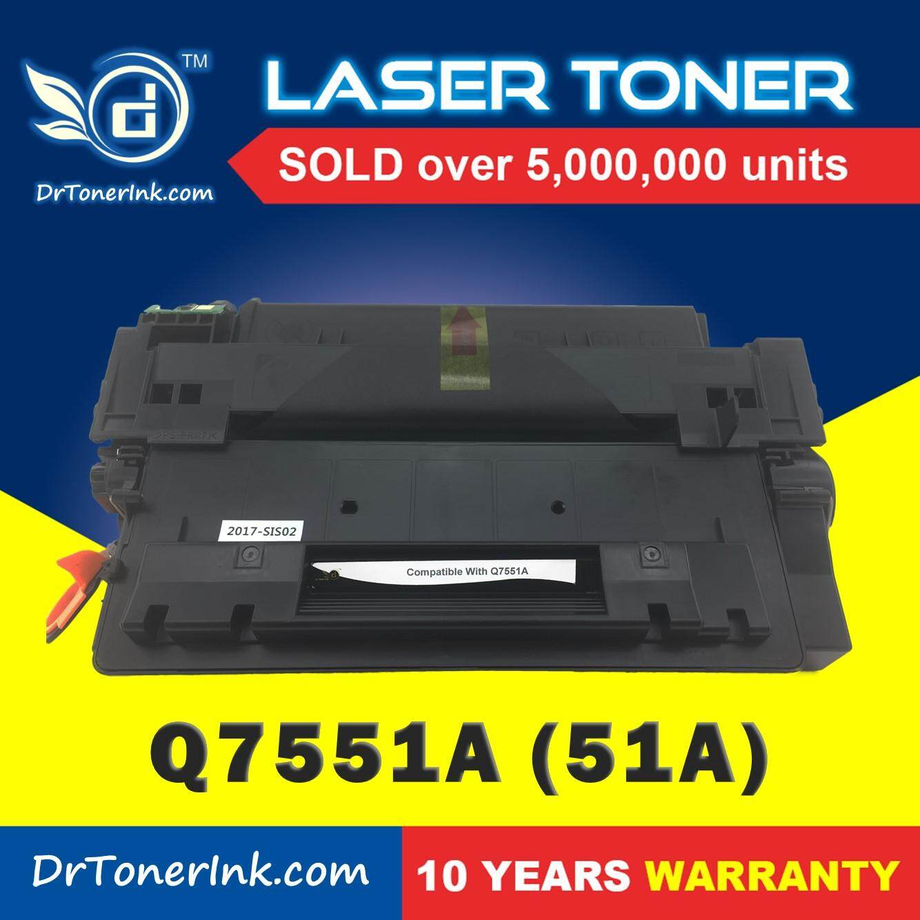 Compatible Toner Drtoner - Q7551a / 7551a / 7551 - 51a (mono/black) - Compatible With Hp Laserjet M3027 / M3027x / M3035 / M3035xs / P3005 / P3005d / P3005dn / P3005n / P3005x - Low Cost And Affordable By Drtonerink.com.