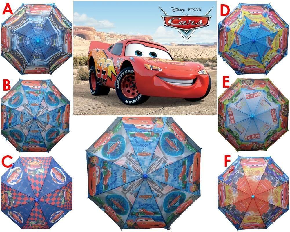 255c973b47c1 Kids Cartoon Long Umbrella CARS MCQUEEN