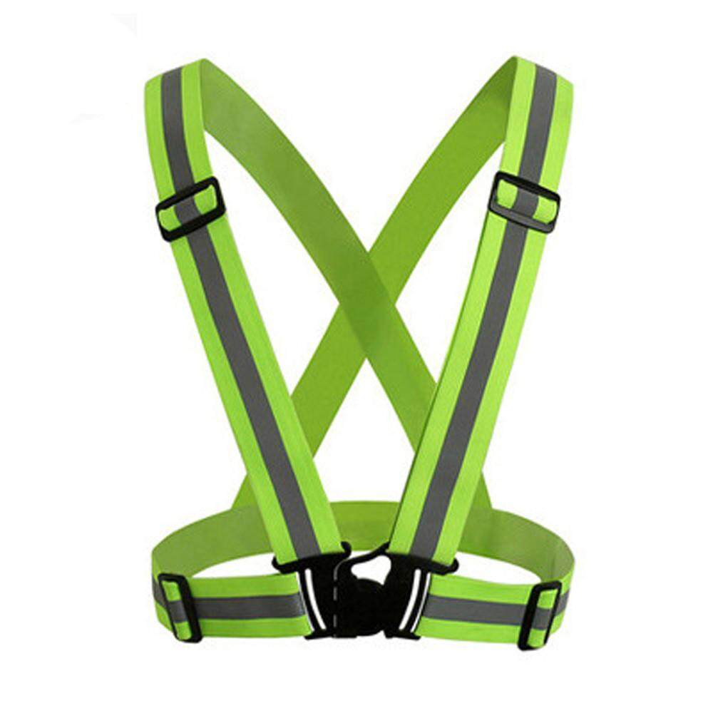 Back To Search Resultsapparel Accessories Original High Quality Safe Reflective Vest Belt Night Running Jogging Biking Elastic Prctical Safety Vest 4 Colors For Choice Sales Of Quality Assurance