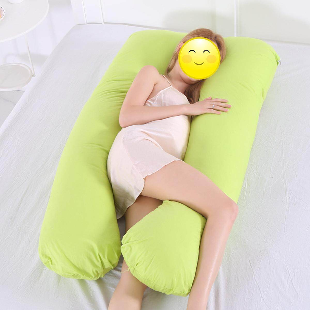 Pregnancy Body Pillow Cover U Shape Baby Maternity Comfort Bedding Cushion Case By Superbang.