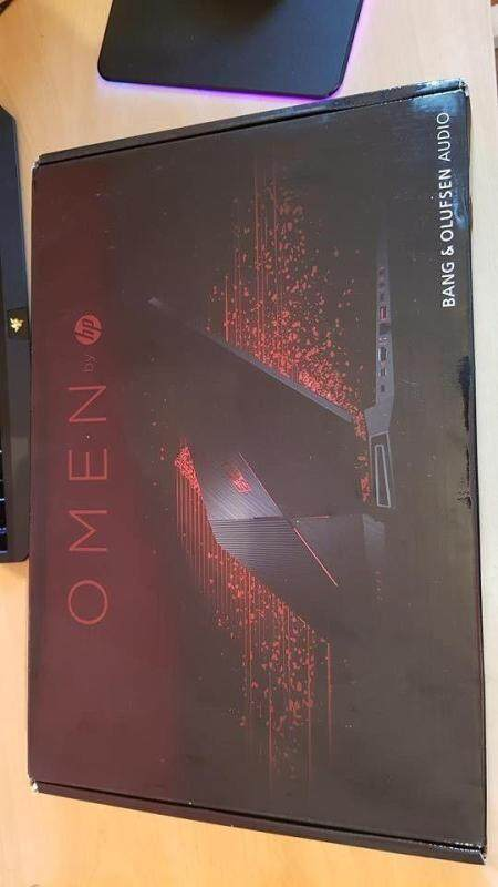 OMEN by HP Laptop 15-ce003na Malaysia