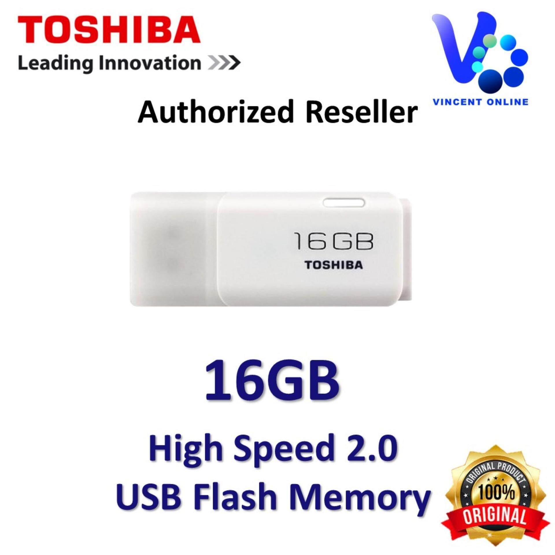 Usb Flash Drives For The Best Price In Malaysia Flashdisk Toshiba 2 Gb Hayabusa Drive Pendrive 16gb