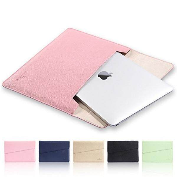 15.4 inch Laptop Case Laptop Sleeve,Dream Wings Slim MacBook Bag Tablet Bag,Protective Notebook Bag Envelope Package Carrying Case Cover for all 15 inch-15.4 inch Display PC (15 inch-15.4 inch, Pink) Malaysia