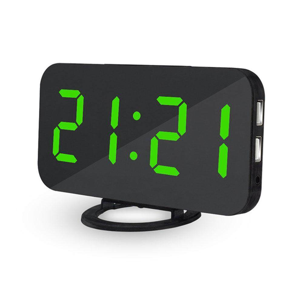 Home Clocks Buy At Best Price In Malaysia Lazada Jam Digital Masjid Type Mini Oxoqo Alarm Clock With Large 65 Easy Read Led Display
