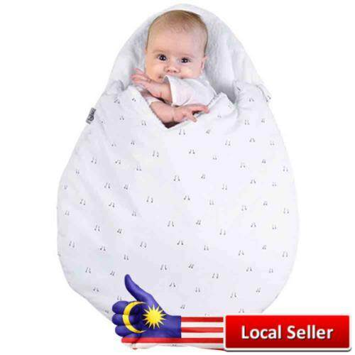 Comfort Breathable Baby Thickening Sleeping Bag (crystal Cream) By Happy Life Enterprise.