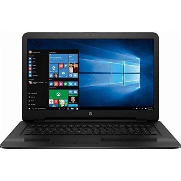 2018 HP 15.6 Inch Flagship Notebook Laptop Computer (Quad-Core AMD E2-7110 APU 1.8GHz, 4GB RAM, 128GB SSD, AMD Radeon R2, WiFi, HD Webcam, Super DVD Burner, Windows 10) Black Malaysia