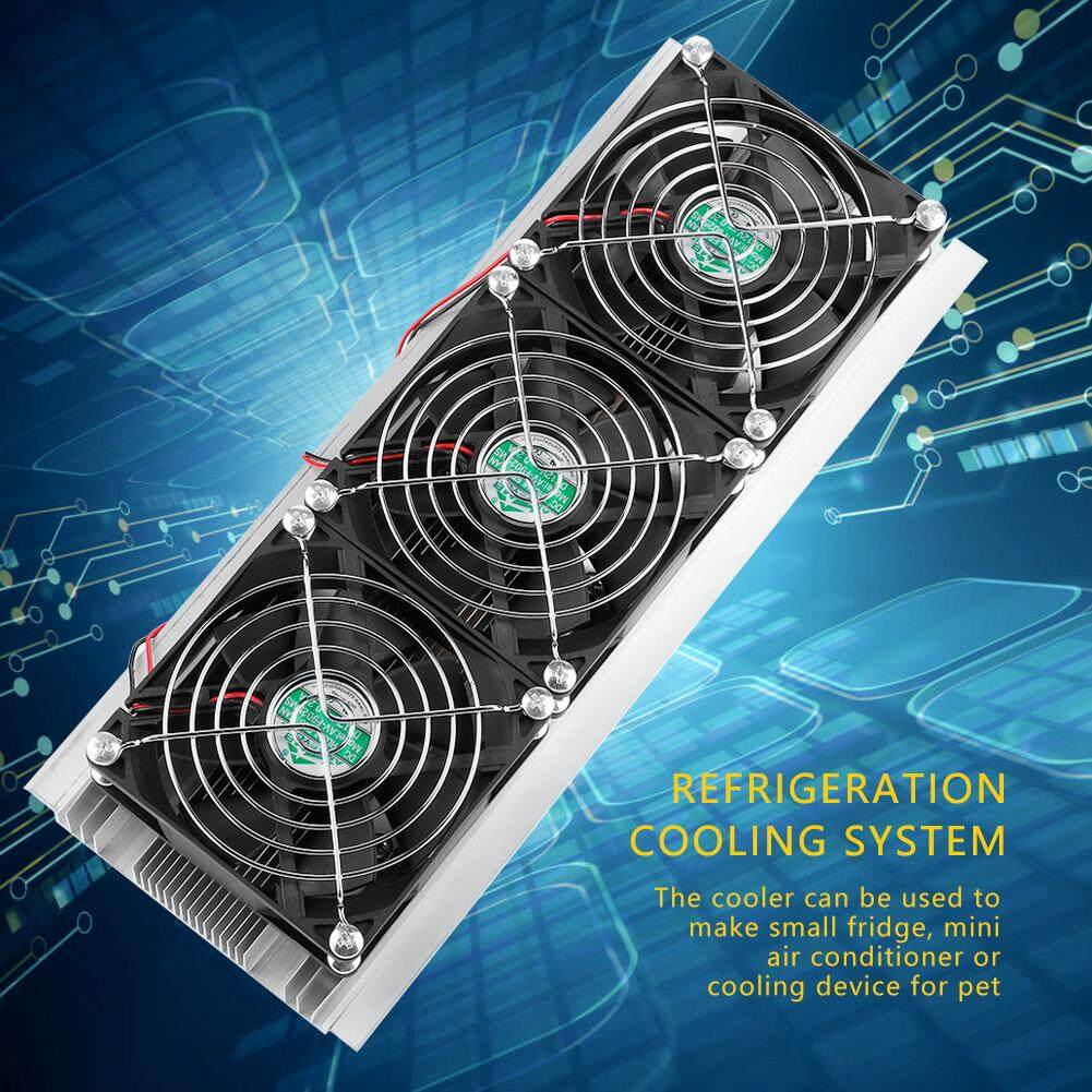 Semiconductor Refrigeration Cooling Device Thermoelectric Cooler 20A 12V DIY Mini Fridge Malaysia