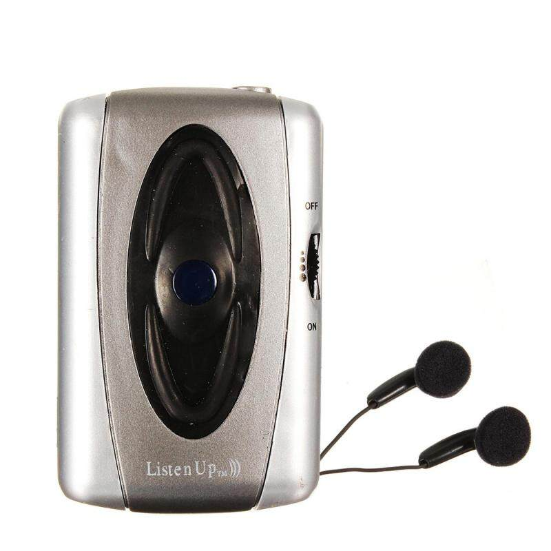 Listen Up Voice Hearing Aid Listening Device Sound Amplifier Personal And Head MFR Malaysia