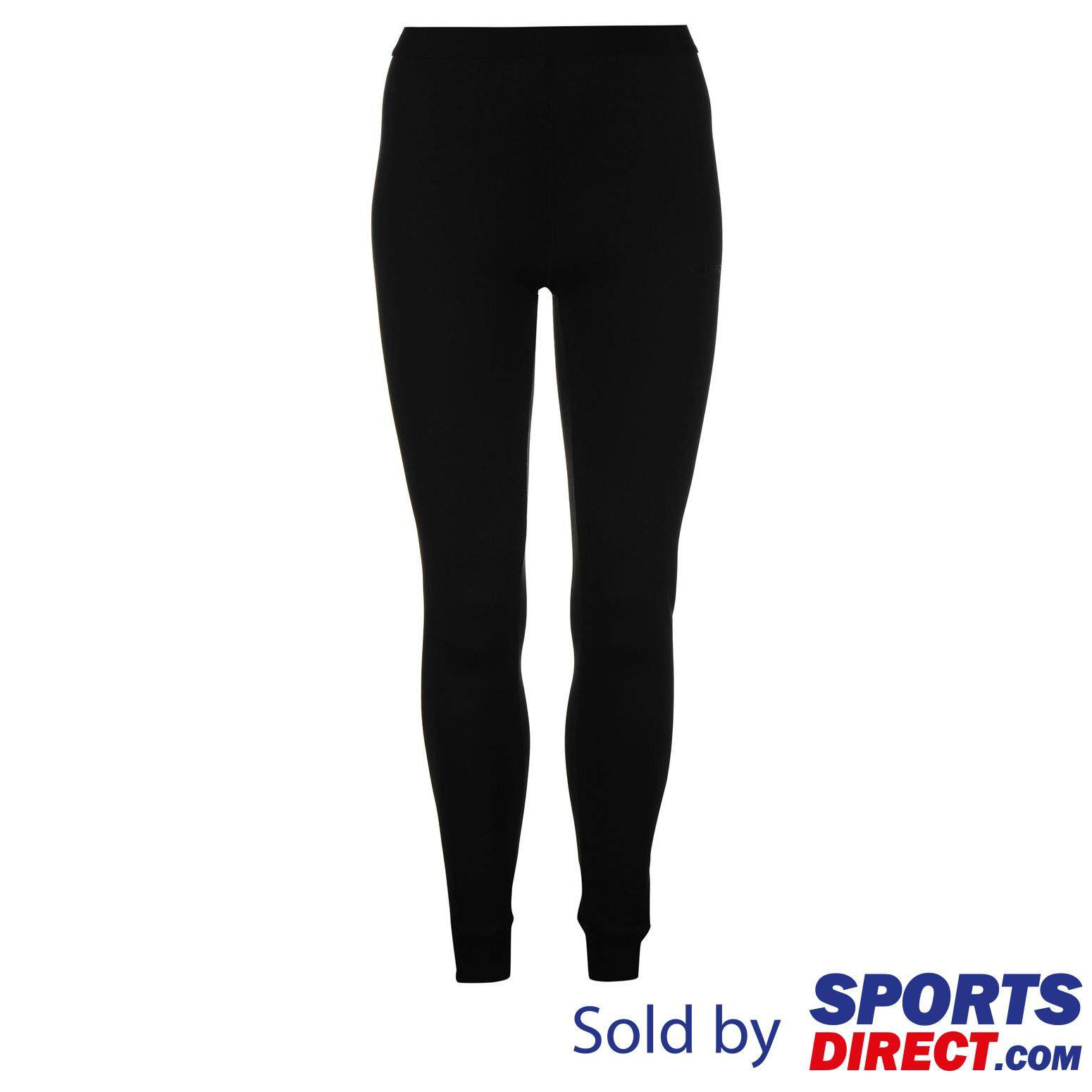Campri Baselayer Pants Ladies (black) By Sports Direct Mst Sdn Bhd.