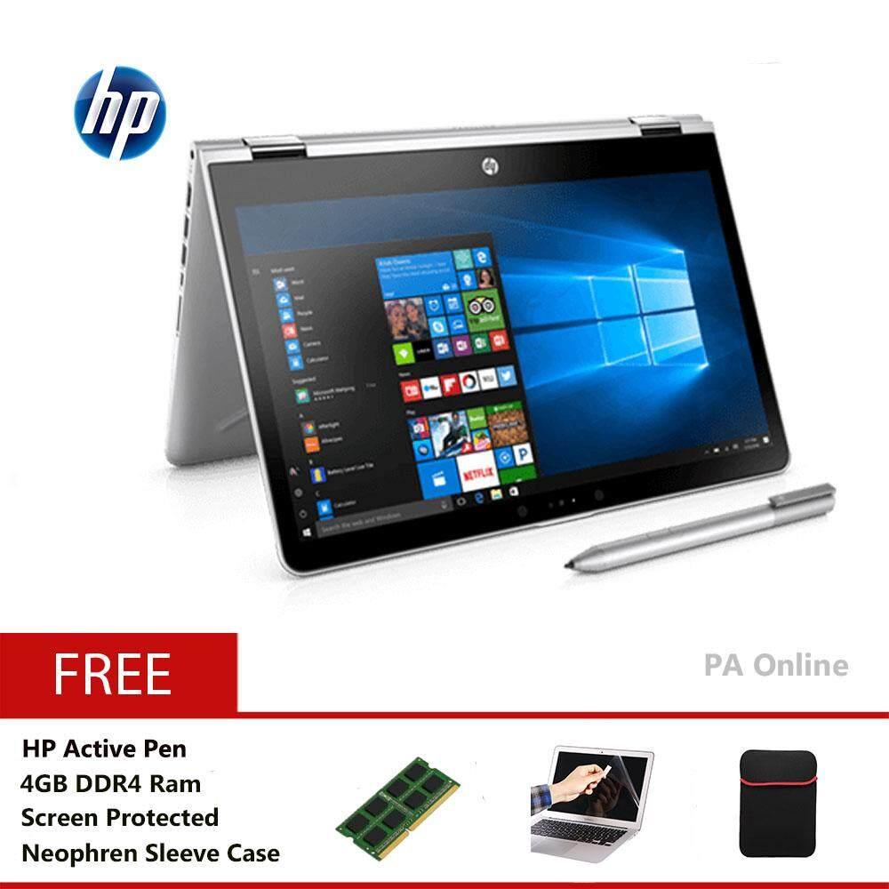 HP Pavilion X360-14-cd0036TX -8GB -Intel Core i5-8250U/8GB Ram/1TB SSHD/2GB Nvidia MX130/14 FHD Touch/Win 10/2 Years Malaysia