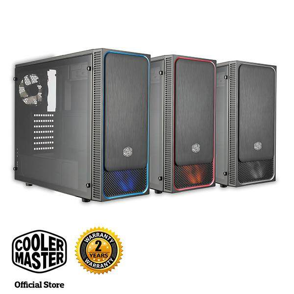 Cooler Master MasterBox E500L ATX Professional Case with Front Slide Panel Malaysia