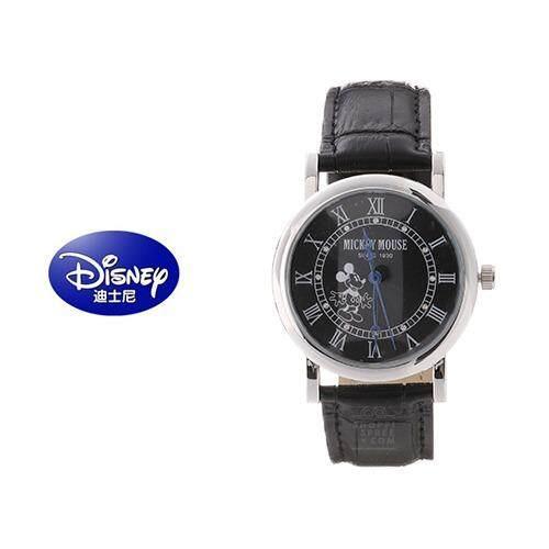 Disney Japan Mickey Classic Roman Leather Watch Malaysia