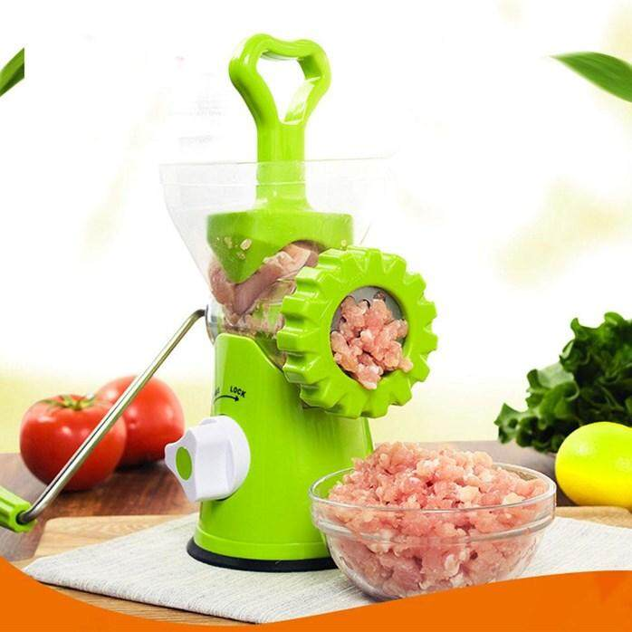 MultiPurpose Manual Meat Grinder Mincer Vege Grinder