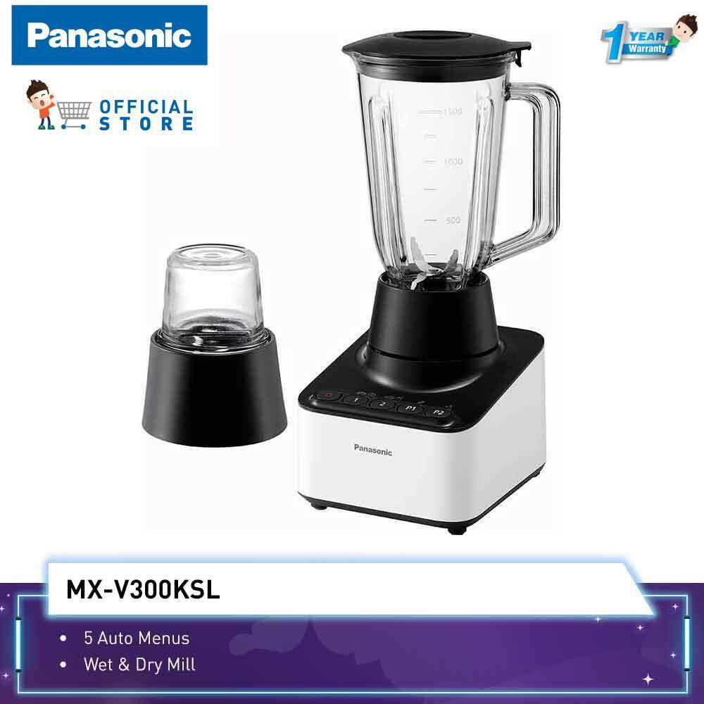 Panasonic Blender MX-V300 (600W) 2.0L Ultimate Power Blade