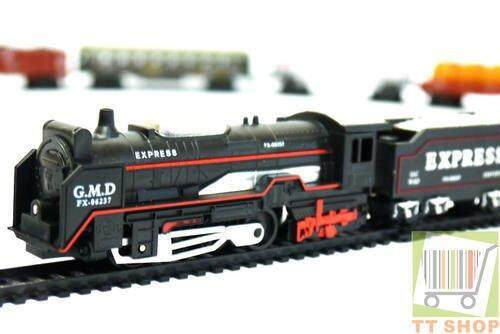 Toys - Train Simulating A True Style- Battery Operated By Store Wave.