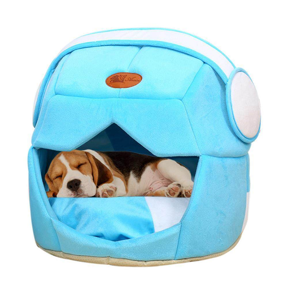 leegoal New Closed Pet Supplies Space Cap Creative Kennel Cat House