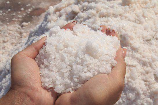 (20KG) Swimming Pool Salt / Garam - (SODIUM CHLORIDE)