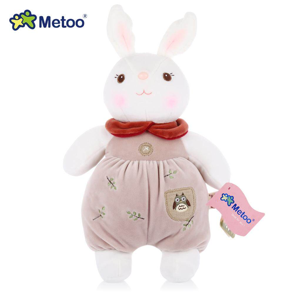 HBQCWJ Metoo Tiramitu Rabbit Northern Europe Style Stuffed Plush Doll Comforter Toy Birthday Christmas Gift