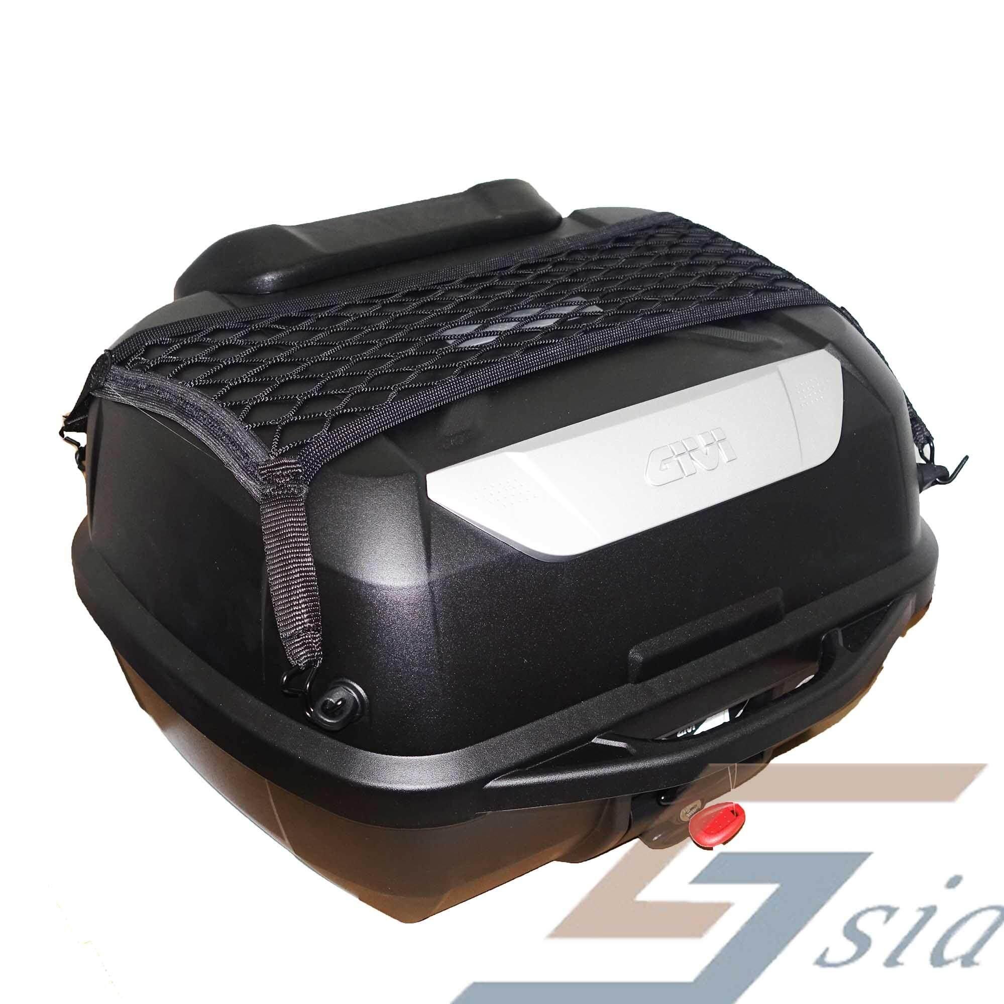 GIVI Mulebox Monolock Topcase 43 Black Advance Tech (43LT)