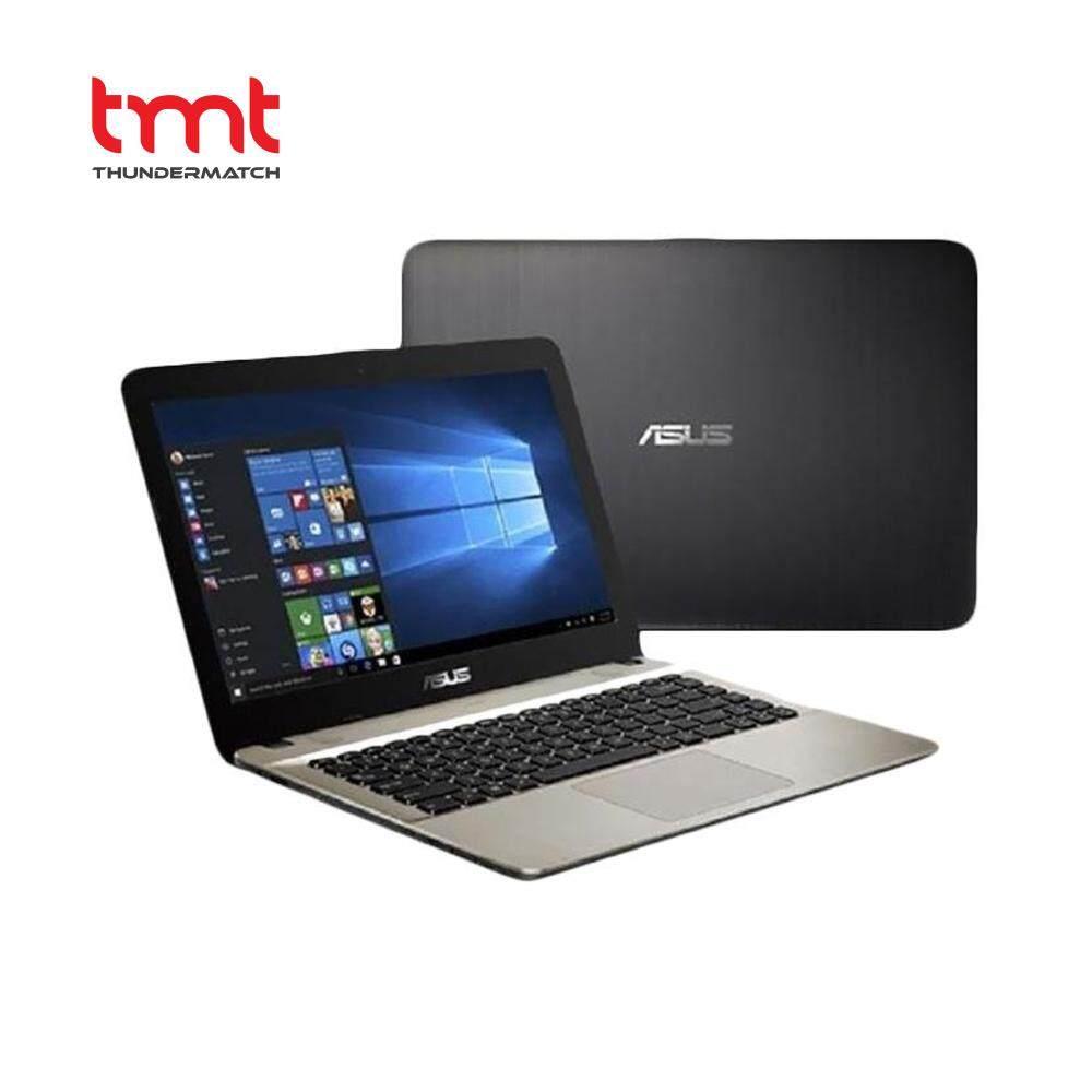 Asus VivoBook X441N-AGA271T Laptop | Pentium N4200 | 4GB | 500GB | 14 | W10 - Black Malaysia