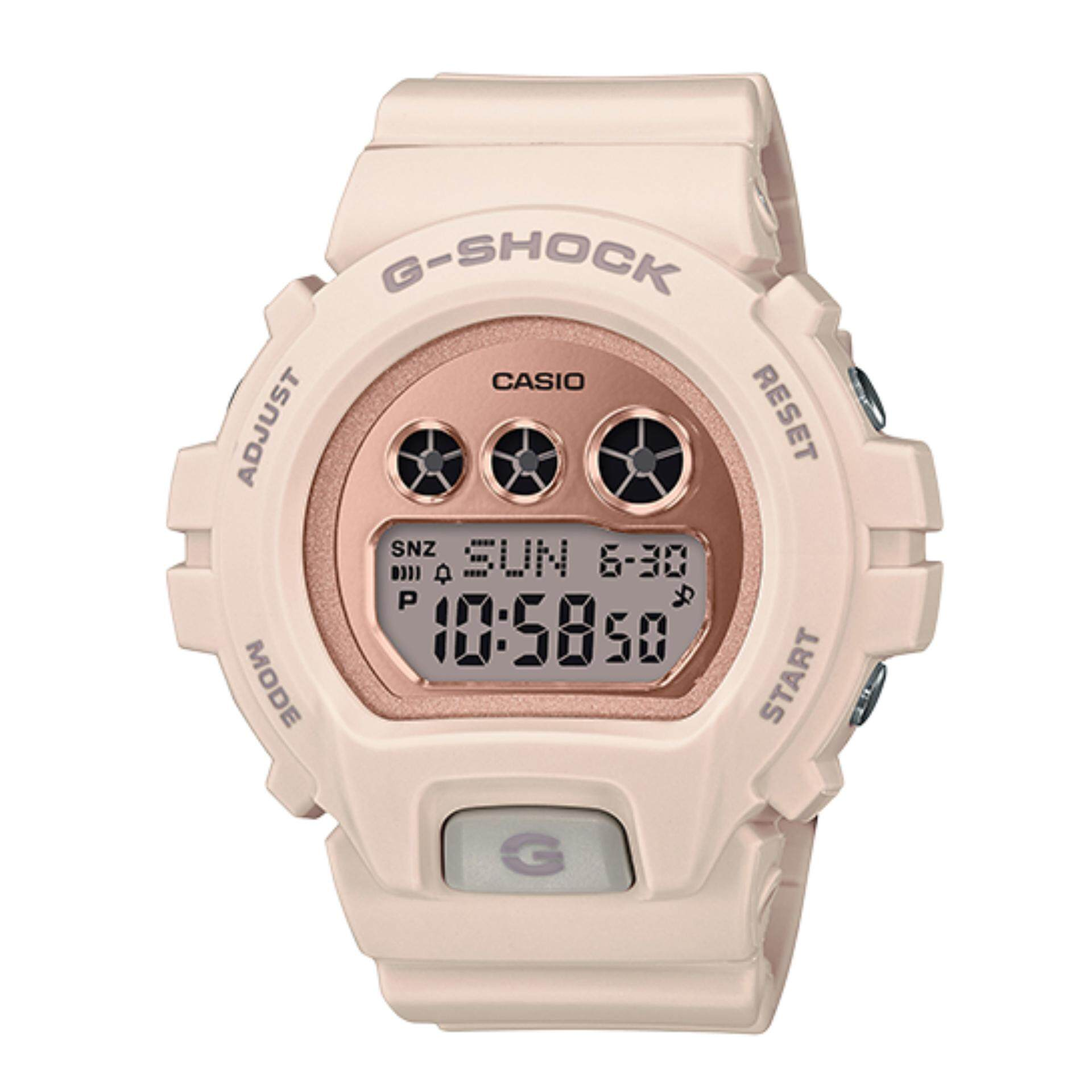 Casio G Shock Watches With Best Price At Lazada Malaysia Jam Tangan Pria Gd 350 1b Original Mens Pink Resin Strap Watch Gmd S6900mc 4
