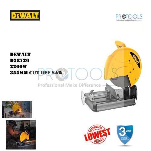 Dewalt D28720 2300W 355mm Chop Saw Cut Off Saw Metal Saw Metal Miter saw Mitre