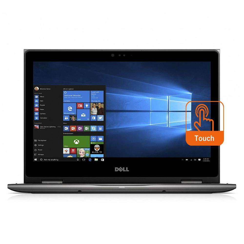 Dell Inspiron 5379T-8581SG-W10 13.3 FHD Touch 2-in-1 Laptop Grey (i7-8550U, 8GB, 1TB, Intel, W10) Malaysia