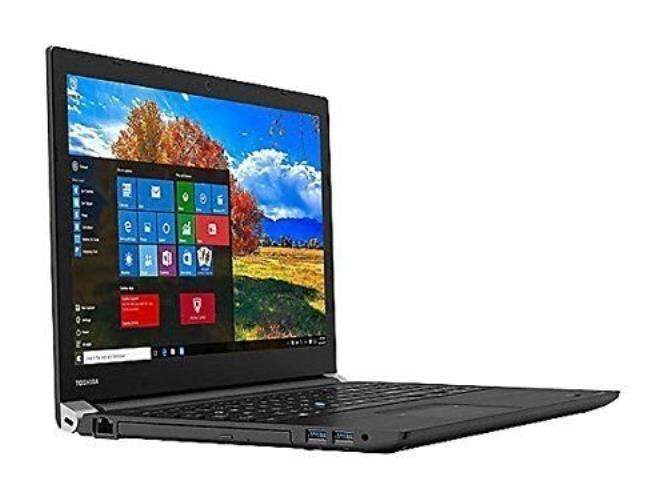 TOSHIBA Tecra 15.6 inch HD Business Flagship High Performance Laptop, Intel Core i7-7500U, 16GB RAM, 256 GB M.2 SSD, VGA + HDMI, DVD +/-RW, Windows 10 Pro Malaysia