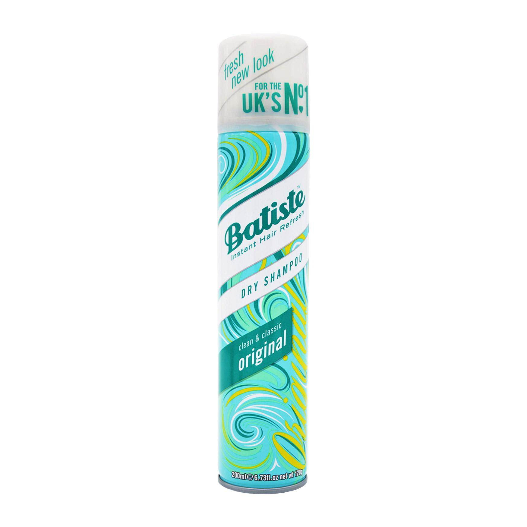 Batiste Buy At Best Price In Malaysia Dry Shampoo 200 Ml Original 200ml